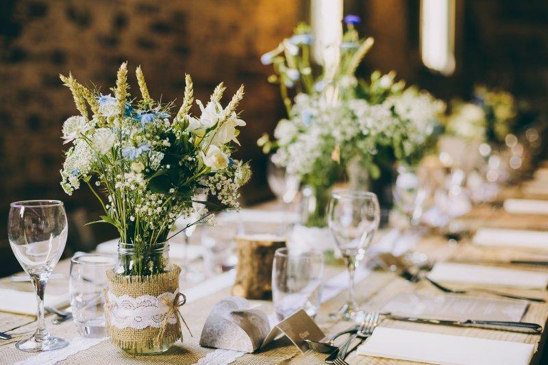 Diy Wedding Flowers Peamore Flora Exeter